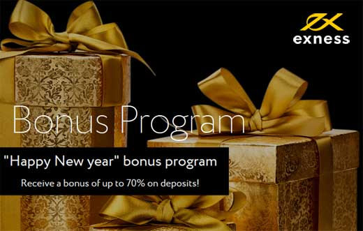 Exness Bonus